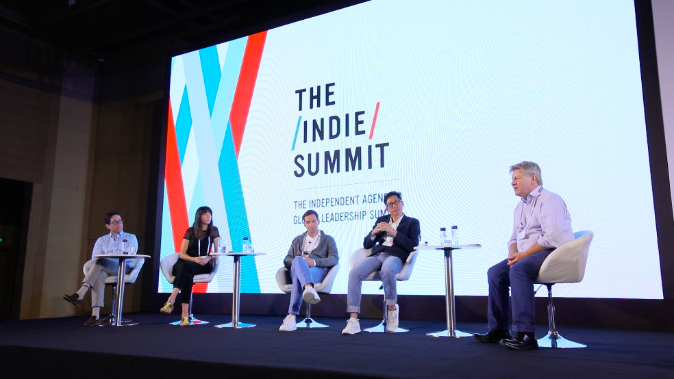 Julian Boulding Panel Indie Summit